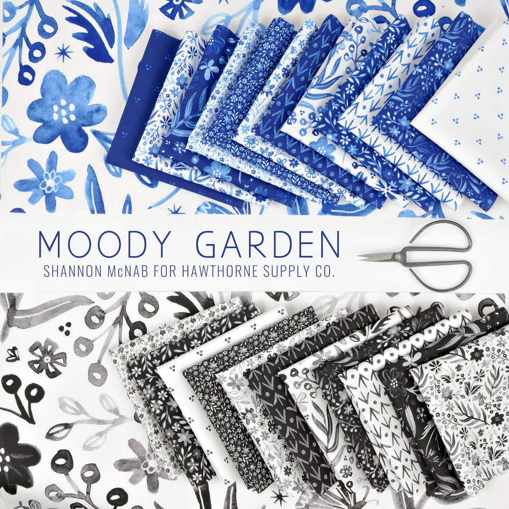 Moody Garden Poster Image