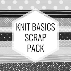 Knit Basics Scrap Pack