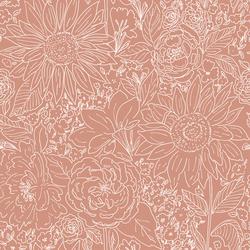 Paperie in Dark Pink Sand