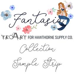 Fantasia Sample Strip
