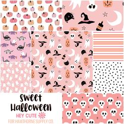 Sweet Halloween Fat Quarter Bundle
