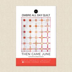 Ombre All Day Quilt