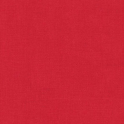 Quilter's Linen in Red