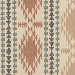 Taos Spirit Flannel in Brown
