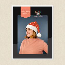 Santa Hat Project Sheet