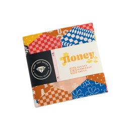 """Honey 5"""" Square Pack"""