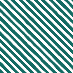 Rogue Stripe in Emerald