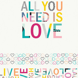 All You Need Panel in Love