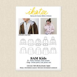 Sam Parka, Coat, Jacket and Vest - Kids