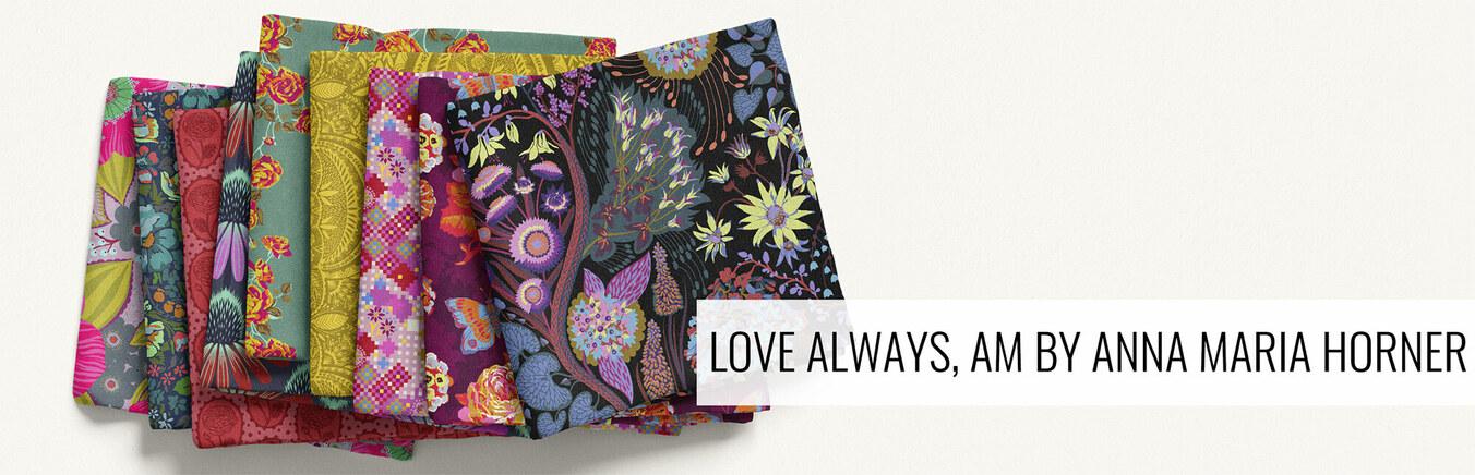 Love Always, AM by Anna Maria Horner