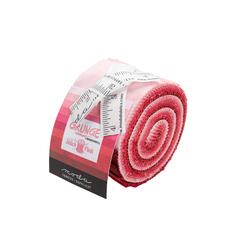 Grunge Junior Jelly Roll in Stitch Pink