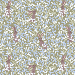 Bluebell Hare in Sage