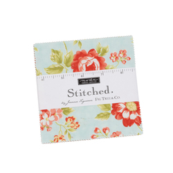 """Stitched 5"""" Square Pack"""