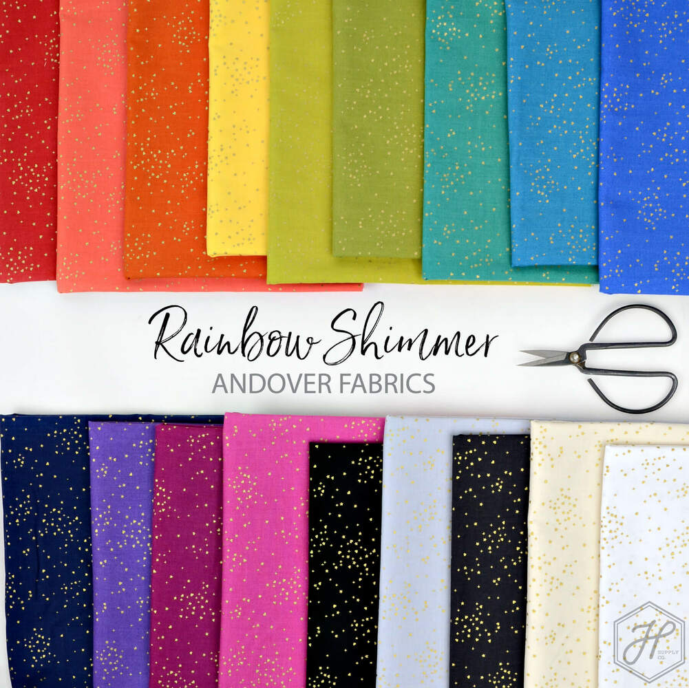 Rainbow Shimmer Poster Image