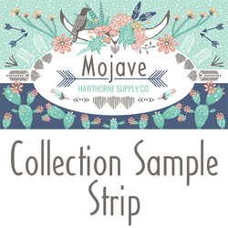 Mojave Sample Strip