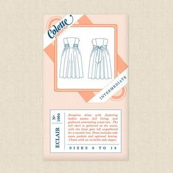 Eclair Dress