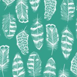 Plume in Jade