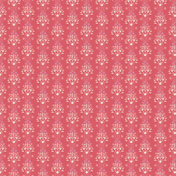 Fleur-De-Lis in Dark Pink