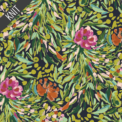 Writer's Garden Knit in Stem