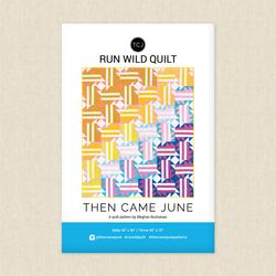 Run Wild Quilt