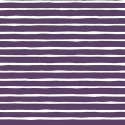 Artisan Stripe in Aubergine
