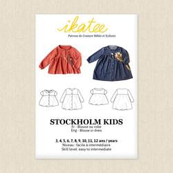 Stockholm Blouse or Dress - Kids