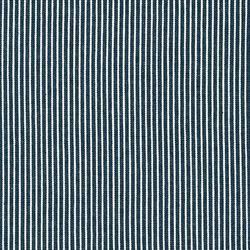 Denim Stretch Stripe in Indigo