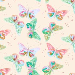 Butterflies in Early Dawn