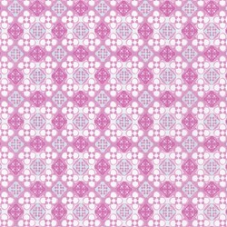 Tiles in Mauve