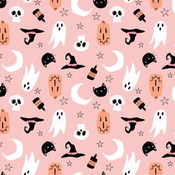 Sweet Halloween in Taffy