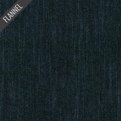 Shetland Variegated Flannel in Ocean