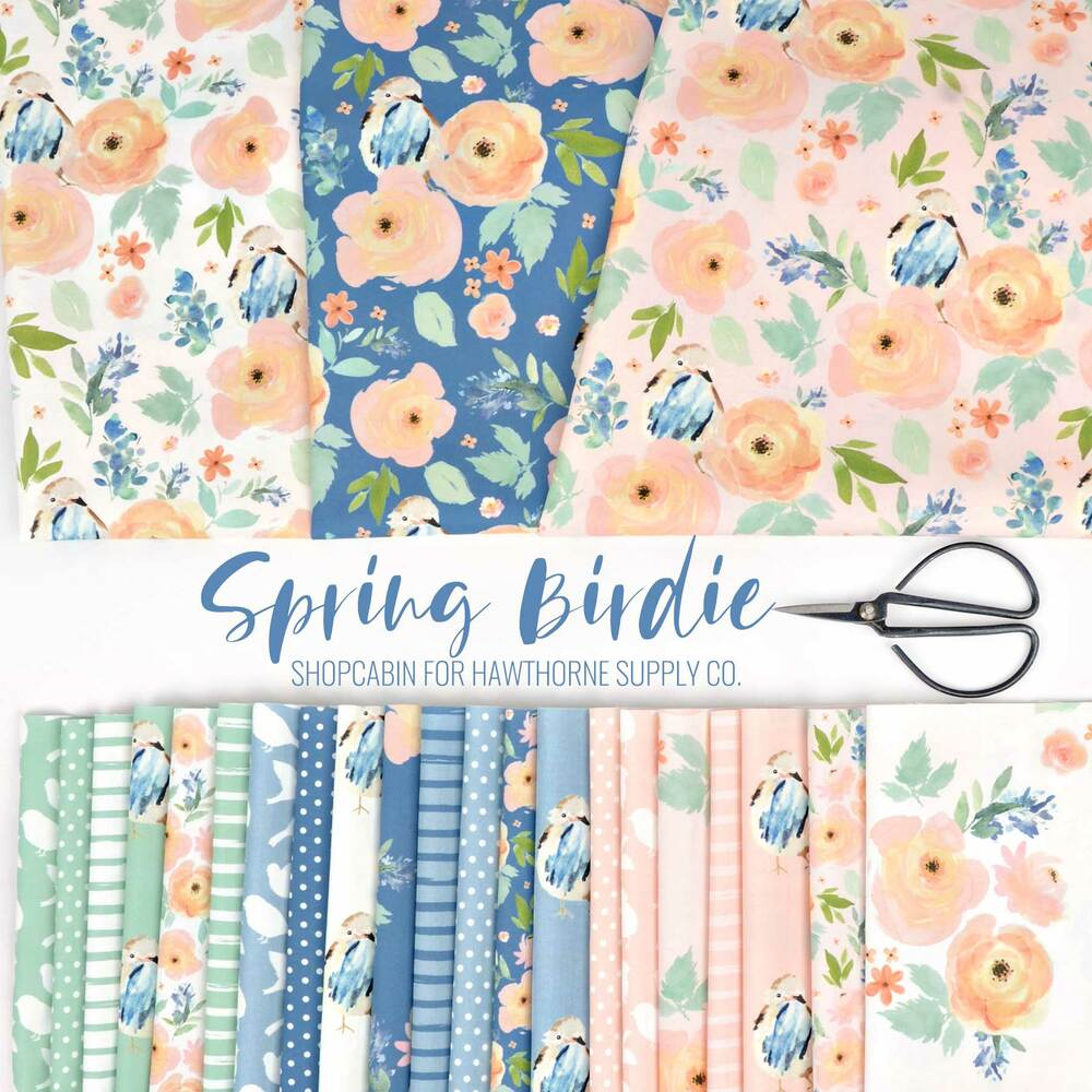 Spring Birdie Poster Image