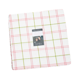 """Merry Little Christmas Wovens 10"""" Square Pack"""