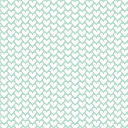 Hearts in Mint