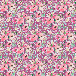 Little Always Spring in Hyacinth Pink