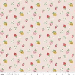 Strawberries in Blush