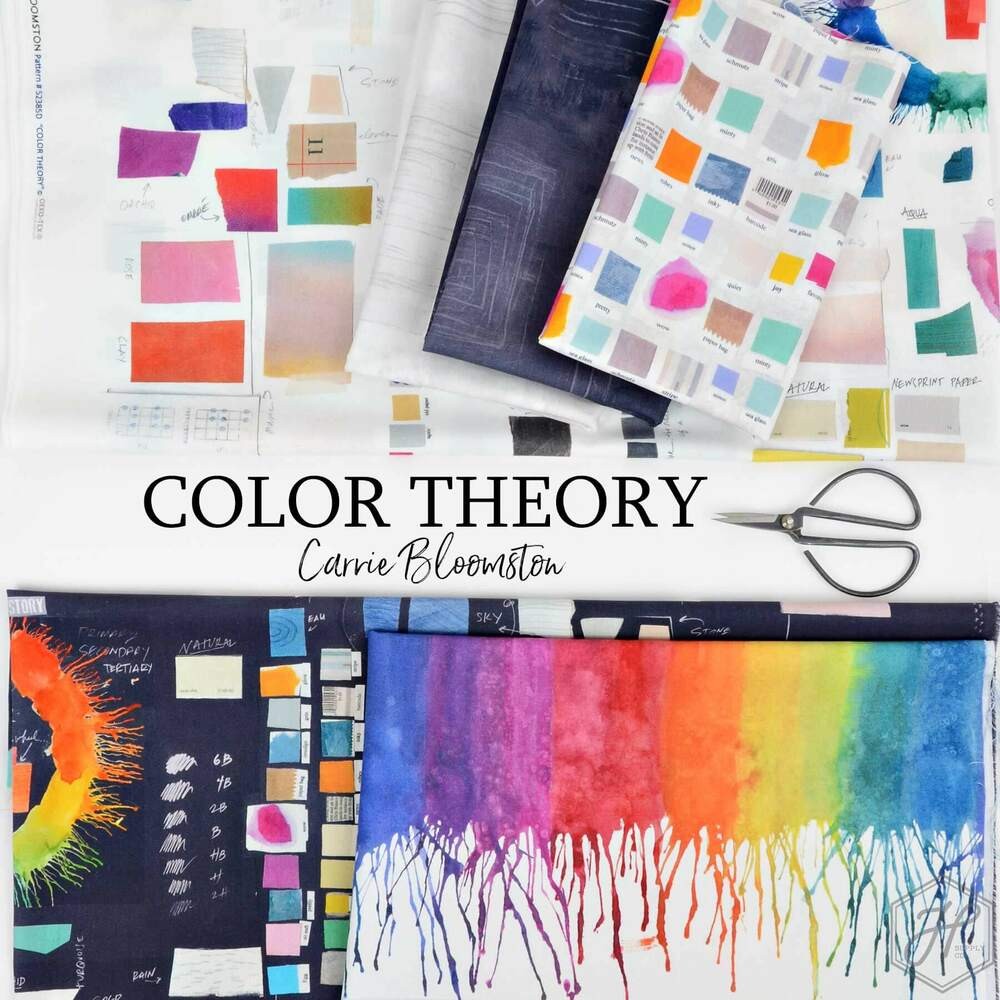 Color Theory  Poster Image