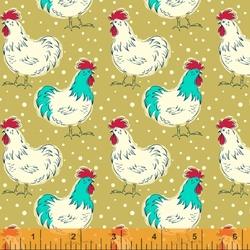Chicken Fancy in Happy Day