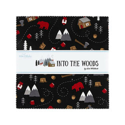 """Into the Woods 10"""" Square Pack"""