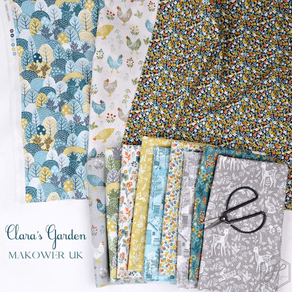 Clara's Garden Poster Image