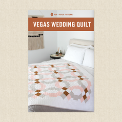 Vegas Wedding Quilt