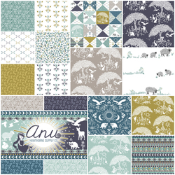Anu Fat Quarter Bundle