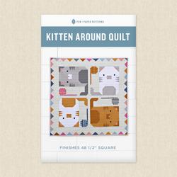 Kitten Around Quilt