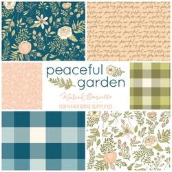 Peaceful Garden Fat Quarter Bundle