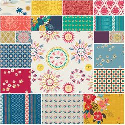 Sun Kissed Fat Quarter Bundle