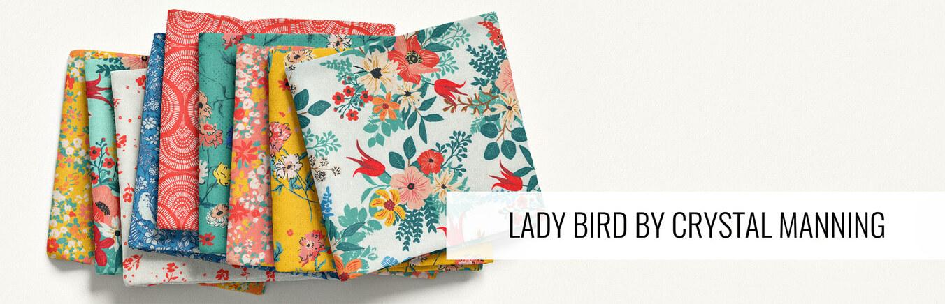 Lady Bird by Crystal Manning