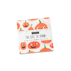 """Too Cute To Spook 5"""" Square Pack"""