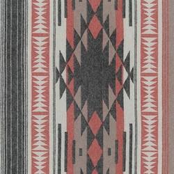 Taos Native Flannel in Black