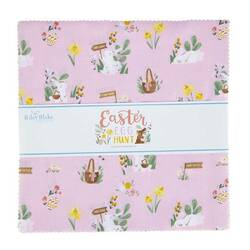 "Easter Egg Hunt 10"" Square Pack"