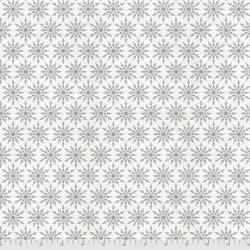 Flurry in White